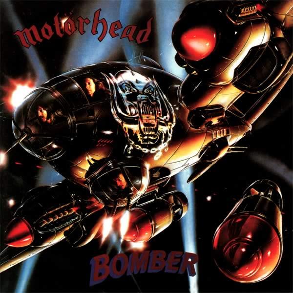 Copertina Disco Vinile 33 giri Bomber [Deluxe 2xLP]  di Motorhead