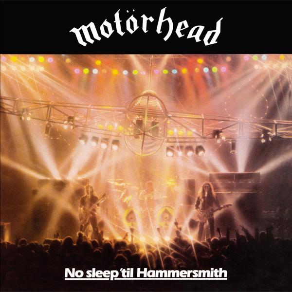 Copertina Vinile 33 giri No Sleep 'til Hammersmith [Deluxe 3xLP] di Motorhead