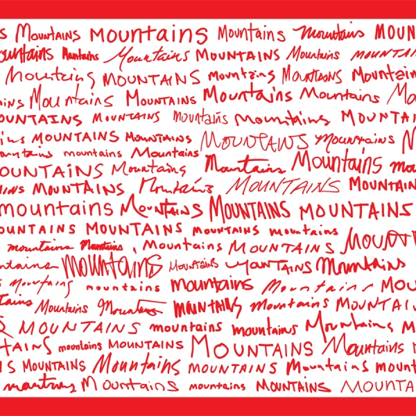 Copertina Disco Vinile 33 giri Mountains Mountains Mountains di Mountains