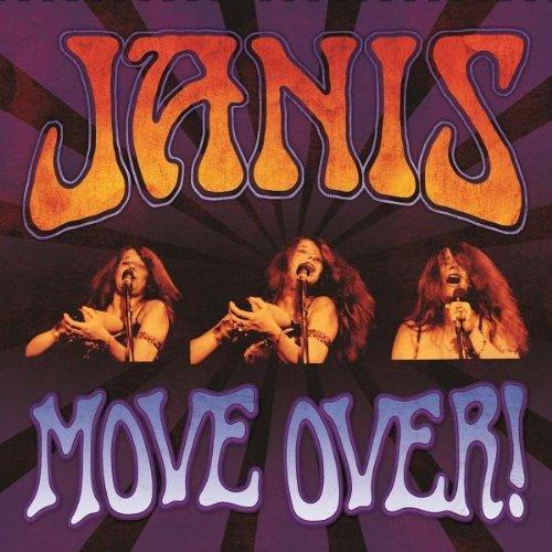 Copertina Disco Vinile 33 giri Move Over [4 x 45 Giri] di Janis Joplin