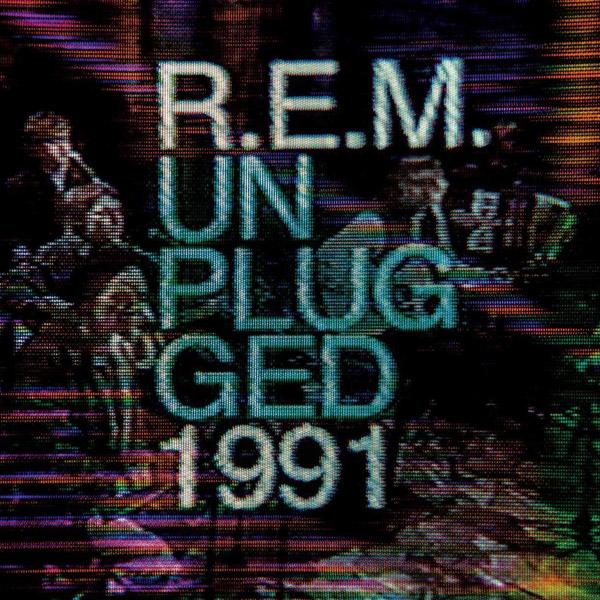 Copertina Disco Vinile 33 giri MTV Unplugged 1991 [2 LP] di R.E.M.