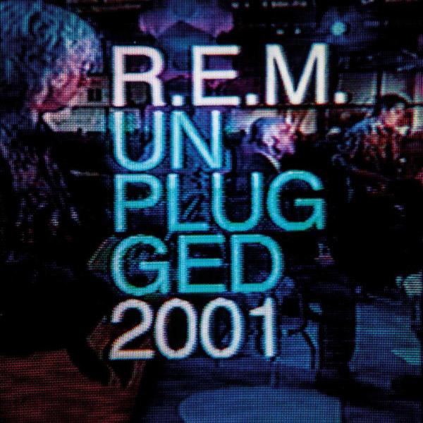 Copertina Disco Vinile 33 giri MTV Unplugged 2001 di R.E.M.