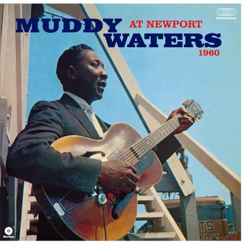 Copertina Disco Vinile 33 giri At Newport 1960 di Muddy Waters