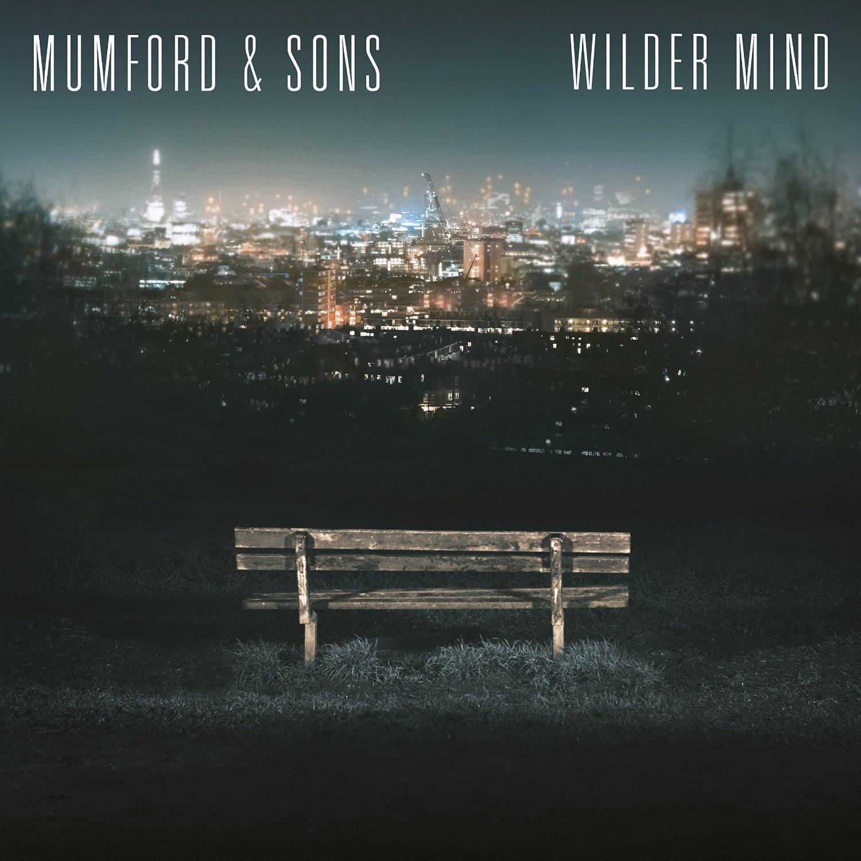 Copertina Disco Vinile 33 giri Wilder Mind di Mumford & Sons