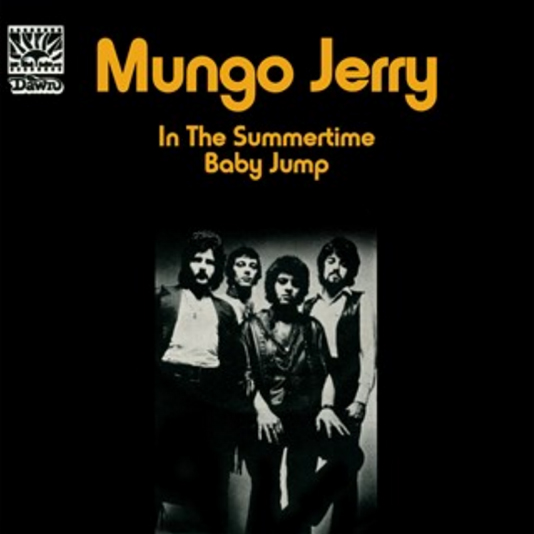 Copertina Disco Vinile 33 giri In The Summertime/Baby Jump [Singolo 45 Giri] di Mungo Jerry