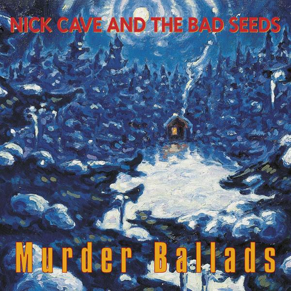 Copertina Disco Vinile 33 giri Murder Ballads  di Nick Cave & the Bad Seeds
