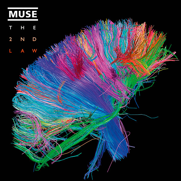 Copertina Disco Vinile 33 giri The 2nd Law [2 LP] di Muse