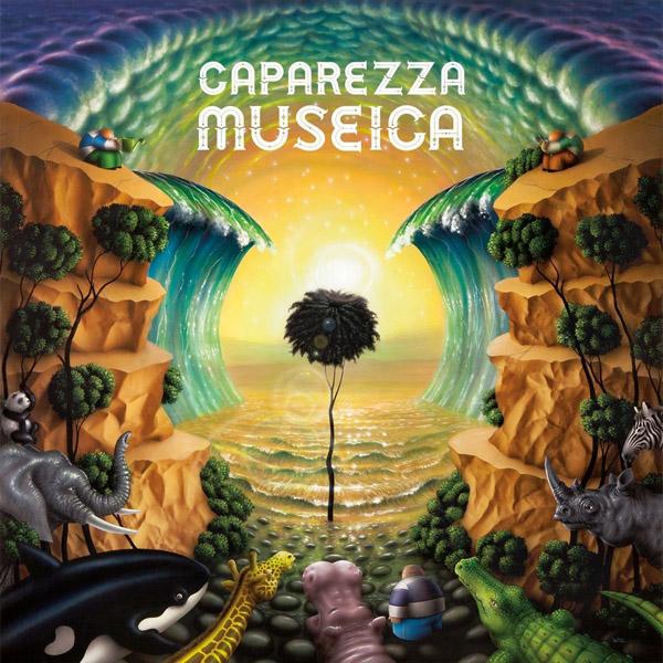 Copertina Disco Vinile 33 giri Museica [2 LP] di Caparezza