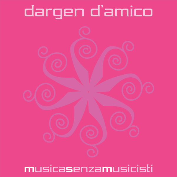 Copertina Disco Vinile 33 giri Musica senza Musicisti [2 LP] di Dargen D'Amico
