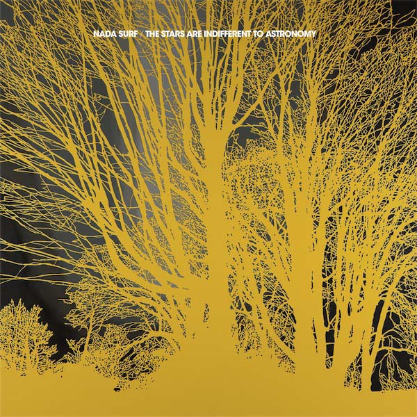 Copertina Disco Vinile 33 giri The Stars Are Indifferent To Astronomy di Nada Surf