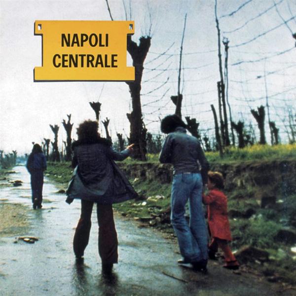 Copertina Vinile 33 giri Napoli Centrale di Napoli Centrale
