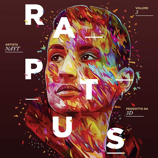 Copertina Vinile 33 giri Raptus Vol.3 di Nayt