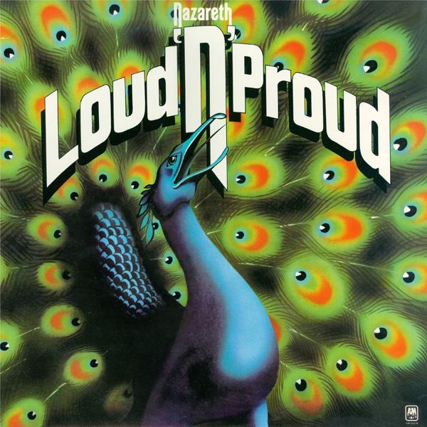 Copertina Disco Vinile 33 giri Loud 'n' Proud di Nazareth