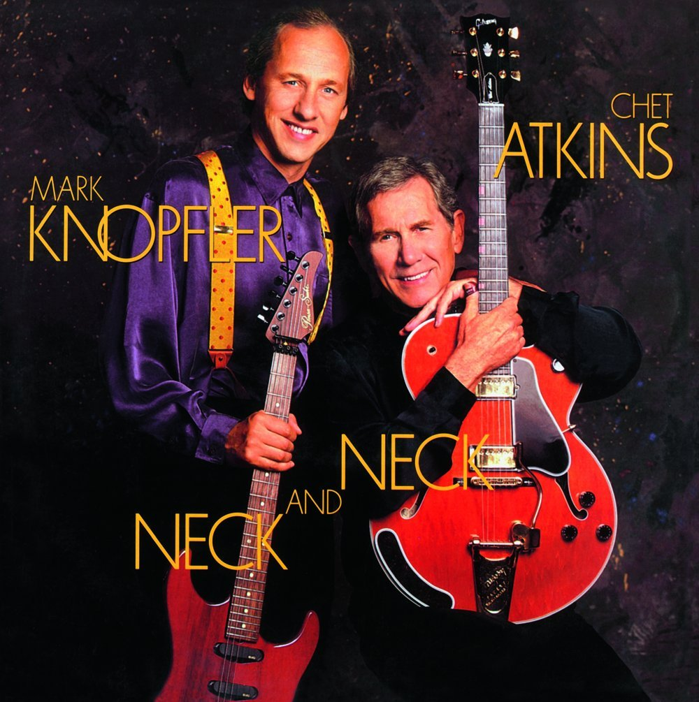 Copertina Disco Vinile 33 giri Neck and Neck di Mark Knopfler