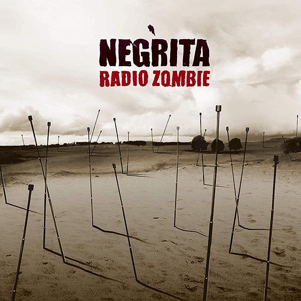 Copertina Vinile 33 giri Radio Zombie [2 LP] di Negrita
