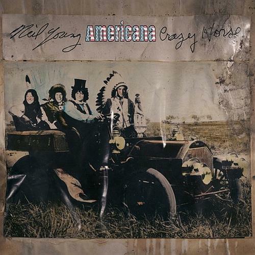 Copertina Disco Vinile 33 giri Americana [2 LP] di Neil Young And Crazy Horse