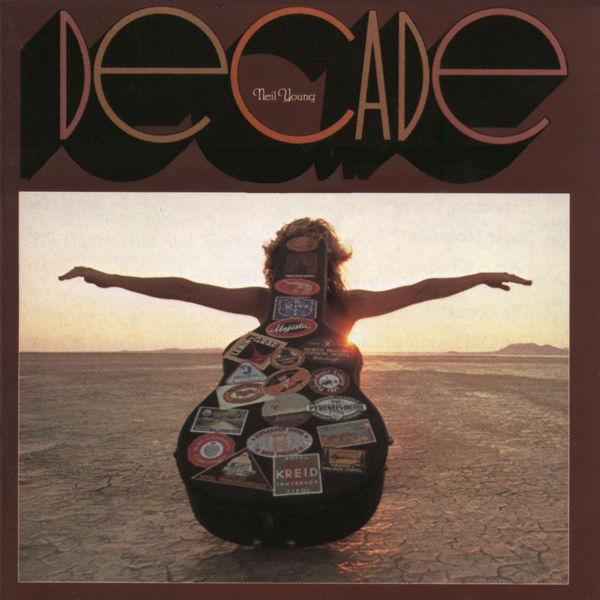 Copertina Vinile 33 giri Decade [3 LP] di Neil Young