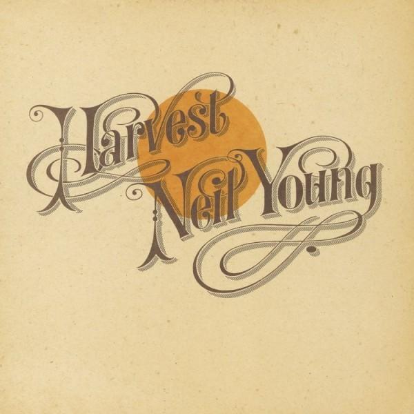 Copertina Disco Vinile 33 giri Harvest di Neil Young