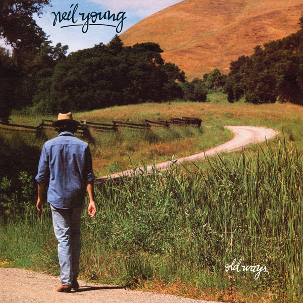 Copertina Disco Vinile 33 giri Old Ways di Neil Young