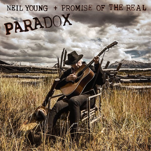 Copertina Vinile 33 giri Paradox [Soundtrack 2xLP] di Neil Young + Promise Of The Real
