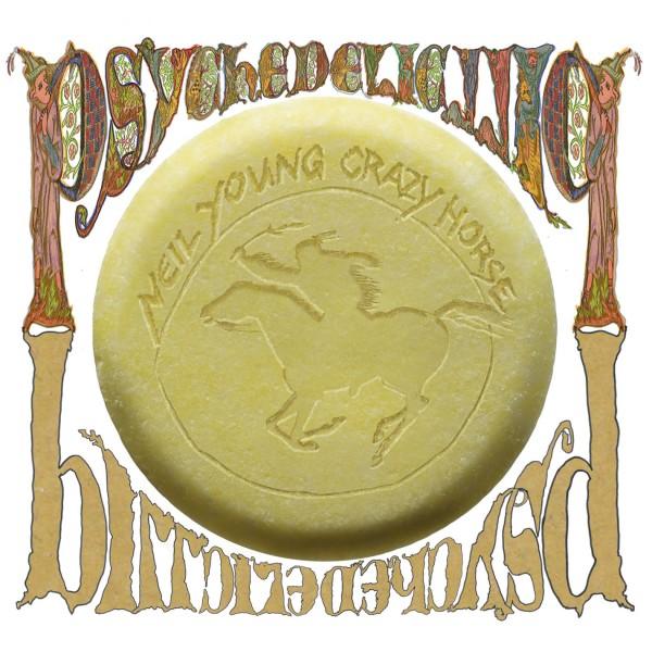 Copertina Disco Vinile 33 giri Psychedelic Pill [3 LP] di Neil Young