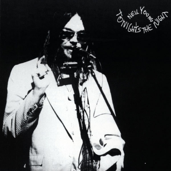 Copertina Disco Vinile 33 giri Tonight's the Night di Neil Young