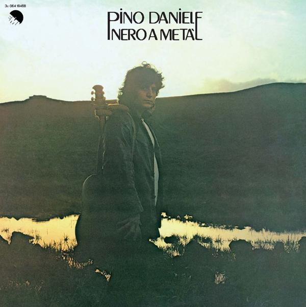Copertina Disco Vinile 33 giri Nero a Metà [Special Edition 2xLP] di Pino Daniele