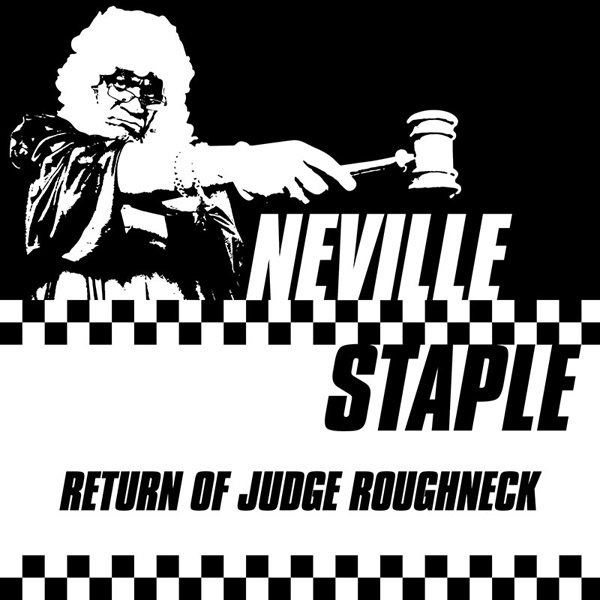 Copertina Disco Vinile 33 giri Return of Judge Roughneck [2 LP] di Neville Staple