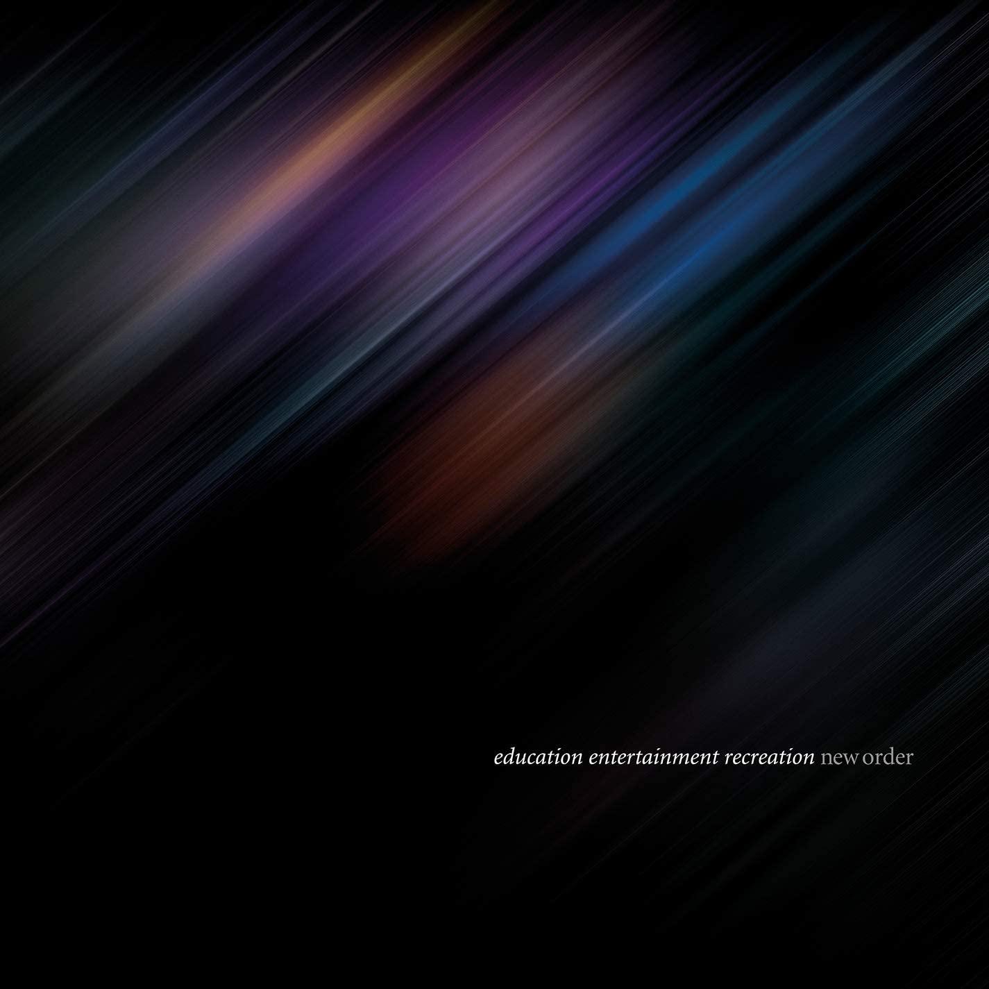 Copertina Vinile 33 giri Education Entertainment Recreation [3 LP] di New Order