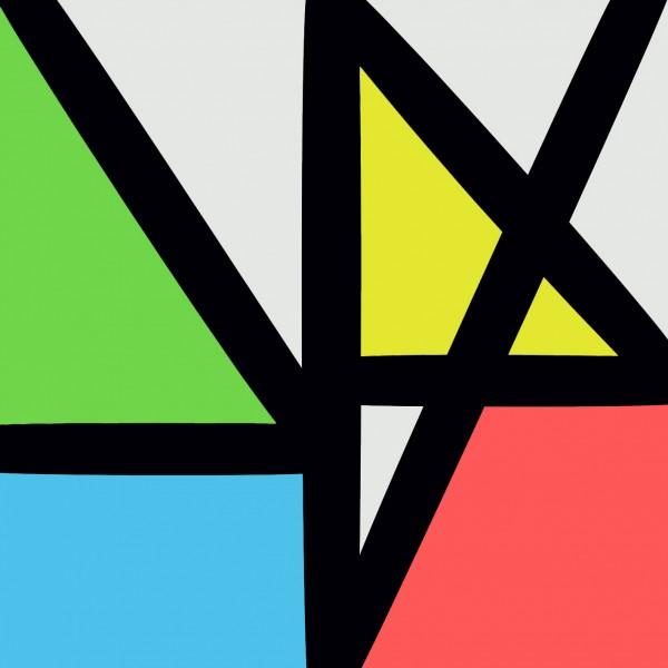 Copertina Disco Vinile 33 giri Music Complete [2 LP] di New Order