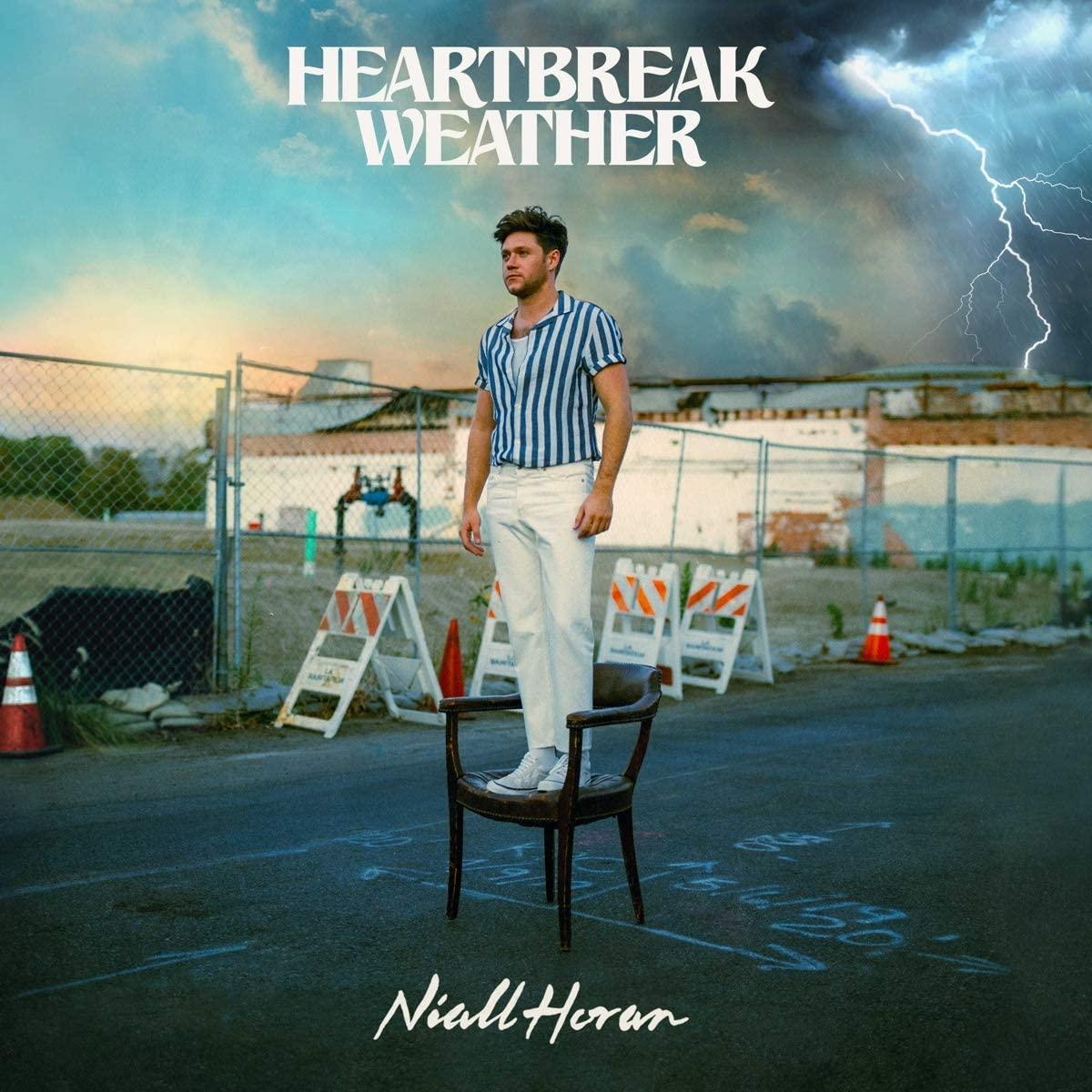 Copertina Vinile 33 giri Heartbreak Weather di Niall Horan