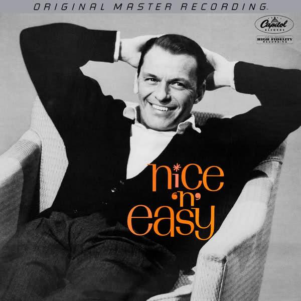 Copertina Disco Vinile 33 giri Nice 'n' Easy di Frank Sinatra