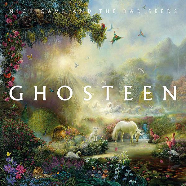Copertina Vinile 33 giri Ghosteen [2 LP] di Nick Cave & the Bad Seeds