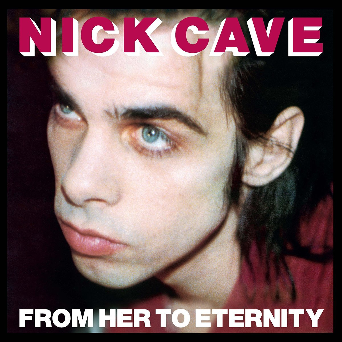 Copertina Disco Vinile 33 giri From Her to Eternity di Nick Cave & the Bad Seeds