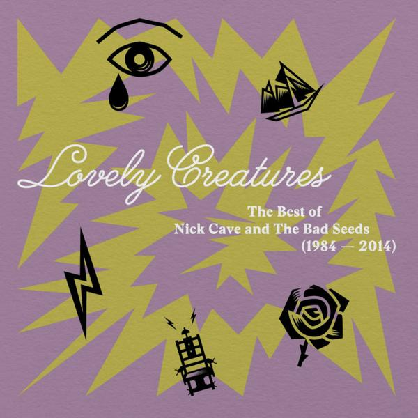 Copertina Vinile 33 giri Lovely Creatures - The Best Of 1984-2014 [3 LP] di Nick Cave & the Bad Seeds