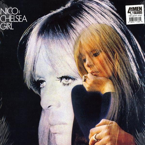 Copertina Disco Vinile 33 giri Chelsea Girl di Nico