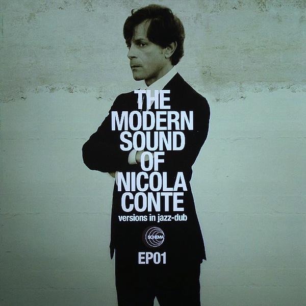 Copertina Disco Vinile 33 giri The Modern Sound of Nicola Conte di Nicola Conte