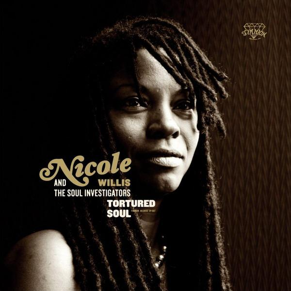 Copertina Disco Vinile 33 giri Tortured Soul di Nicole Willis