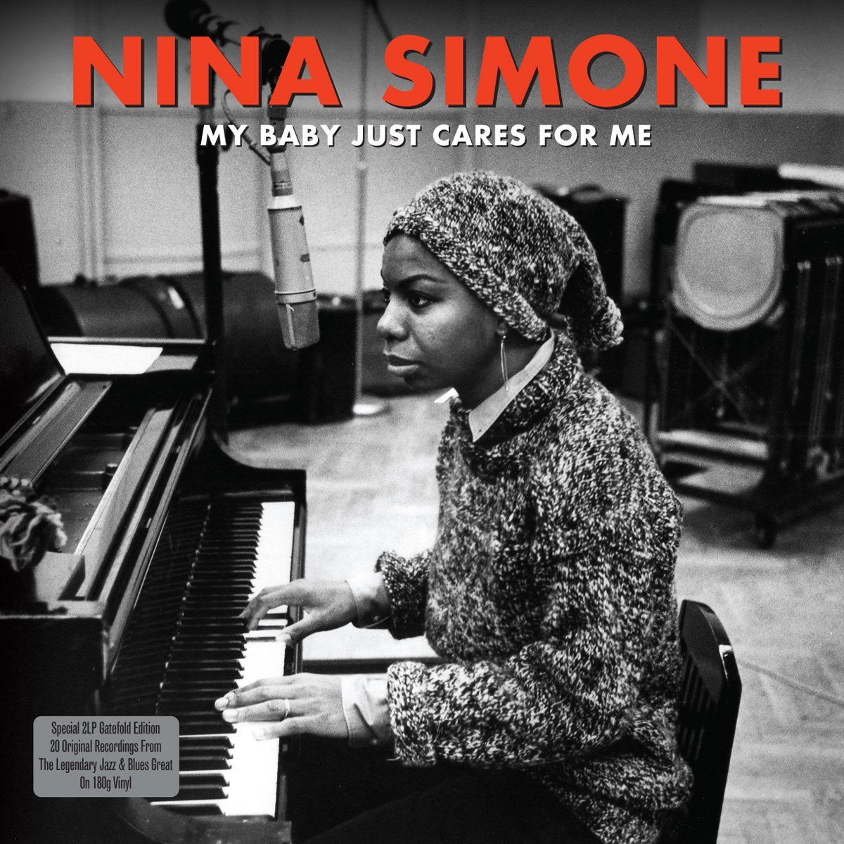 Copertina Disco Vinile 33 giri My Baby Just Cares For Me di Nina Simone