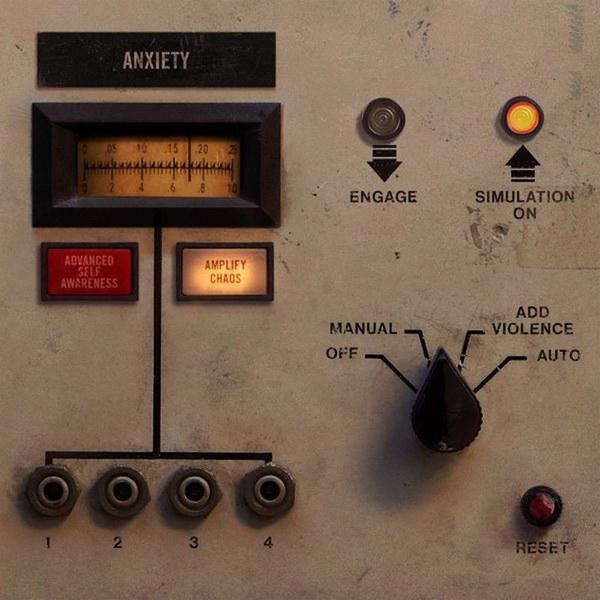 Copertina Vinile 33 giri Add Violence EP di Nine Inch Nails