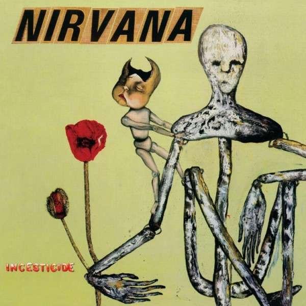 Copertina Vinile 33 giri Incesticide | 25° Anniversario Deluxe  di Nirvana