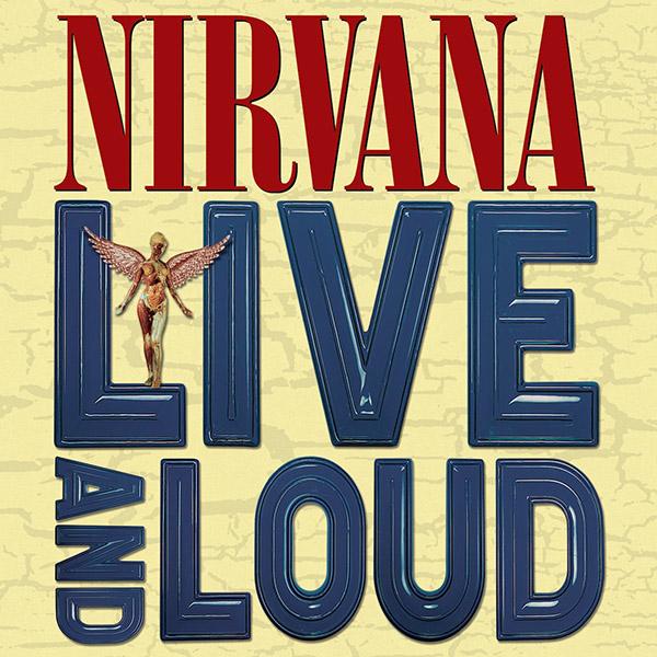 Copertina Vinile 33 giri  di Nirvana