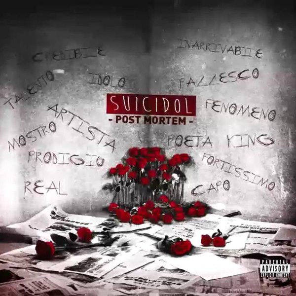 Copertina Vinile 33 giri Suicidol Post Mortem [2 LP] di Nitro