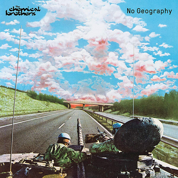 Copertina Vinile 33 giri No Geography [2 LP] di The Chemical Brothers