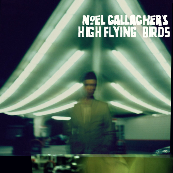 Copertina Disco Vinile 33 giri High Flying Birds di Noel Gallagher