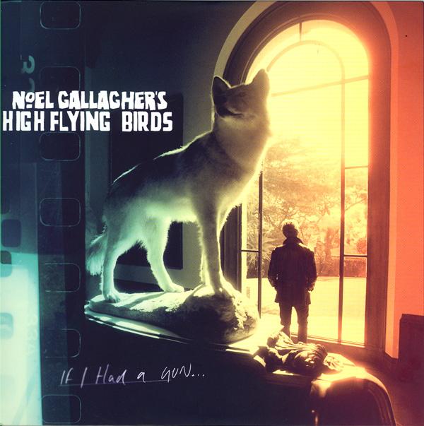 Copertina Disco Vinile 33 giri If I Had A Gun di Noel Gallagher