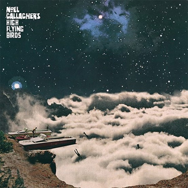 Copertina Vinile 33 giri It's A Beautiful World (Remixes) di Noel Gallagher's High Flying Birds
