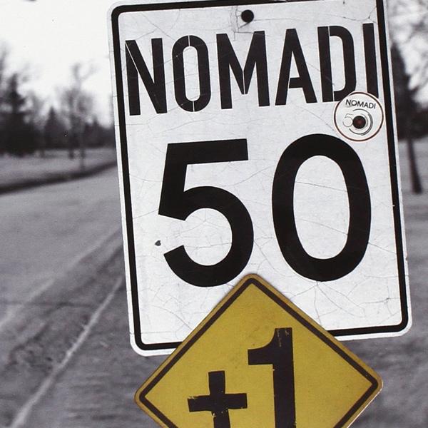Copertina Disco Vinile 33 giri 50+1 [Cofanetto 4xLP 2xCD] di Nomadi