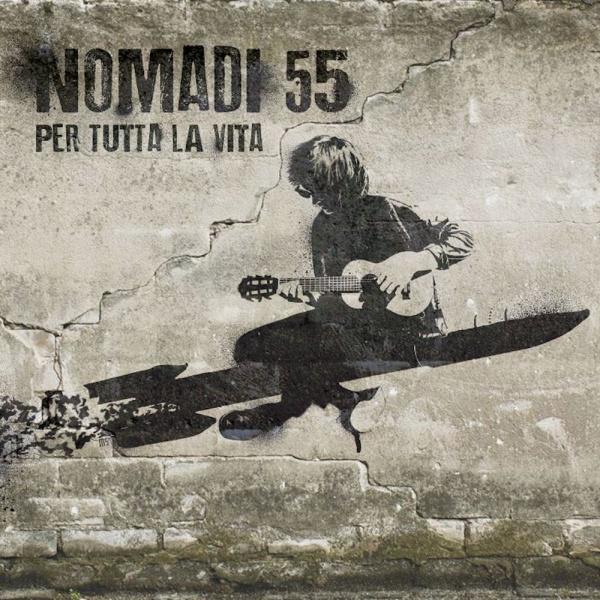 Copertina Vinile 33 giri Nomadi 55 - Per tutta la vita [3 LP] di Nomadi