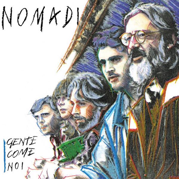 Copertina Vinile 33 giri Gente come Noi di Nomadi